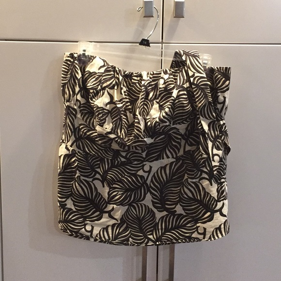 Tops - Strapless top